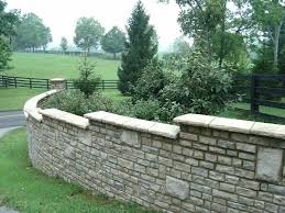 retaining wall cap blocks mountain stone wall caps