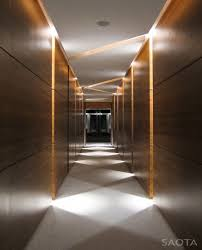 hotel hallway lighting ideas. situated on a cliffside overlooking the atlantic ocean villa sow in dakar senegal was completed with saota u2013 stefan antoni olmesdahl truen architects hotel hallway lighting ideas r