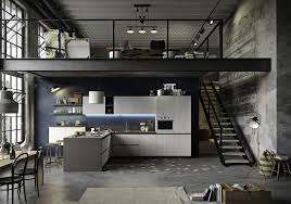 industrial themed furniture. Ideas Of Creating A Modern Themed Kitchen And Industrial Furniture With Elegant T