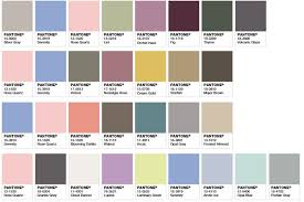 250 Shades Of White Paint And The Pantone Colors Of The Year
