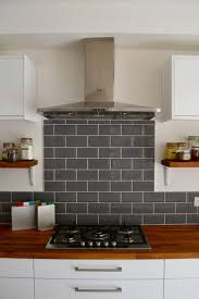 kitchen kitchen extractor hood the best kitchen recirculating vent hood with grey brick wall and wood