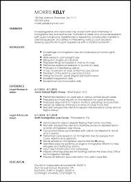 Resume For Internship Best Free Traditional Legal Internship Resume Template ResumeNow