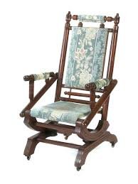 furniture platform rocking chair a rocker antique value parts