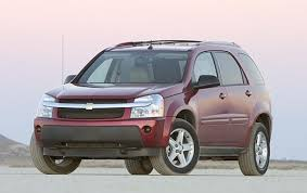 2006 Chevrolet Equinox - Information and photos - ZombieDrive