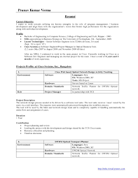 Format Of Resume For Fresher Accountant Professional Resumes