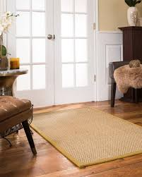 naturalarearugs calabria custom seagrass rug non slip rug pad included 12 039