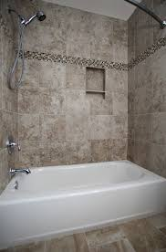 Houston Bathroom Remodel Best Hall Bathroom Remodel This Hall Bath Features An Apronfront Tub