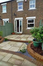 Small Picture patio garden courtyard garden design for modern home small