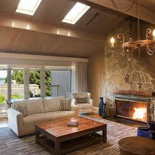 living room property fire fireplace home hardwood cottage farmhouse wood flooring stone