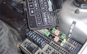 how does a car fusebox work? it still runs your ultimate older Car Fuse Box under the hood fusebox and cover car fuse box diagram
