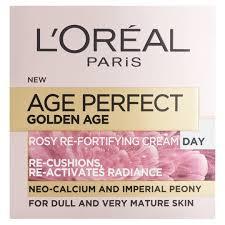 l oreal paris age perfect golden age