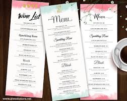 42 Inspirational French Cafe Menu Template | Ubspuertoricofunds ...