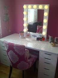 bathroom hollywood lighted vanity mirror large makeup with vanity table with lighted mirror canada ideas
