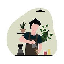 Connect with them on dribbble; Barista Png Images Vector And Psd Files Free Download On Pngtree