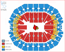 Freedom Hall Seating Chart The Acc Seating Chart Jim Patterson Stadium Seating Chart