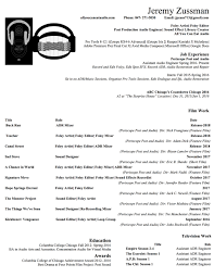 Audio Resume Resume All You Can Eat Audio