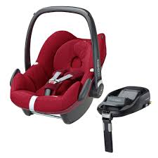 maxi cosi pebble isofix car seat