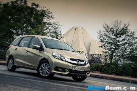 new car launches honda mobilioHonda Mobilio Discontinued New Version Launch Unclear  MotorBeam