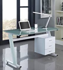 work desks home office. Glass Computer Work Desk Desks Home Office
