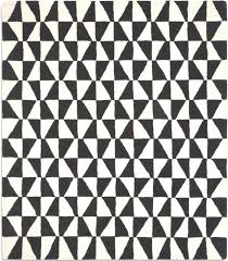 geometric rugs black white design geo 01 triangle the rug retailer inside and carpet ideas 16
