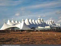 denver international airport. denver international airport e