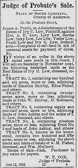 Ivy Lowe estate sale - Newspapers.com