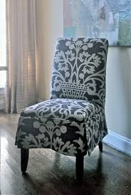 Chair slipcovers with arms Diy Parsons Chair Slipcovers Color Update Your With Arms Home Outfitters Coupon Restoration Hardware Sectional Dining Room Healthwithmms Counter High Table And Chair Sets Probably Fantastic Real Parsons