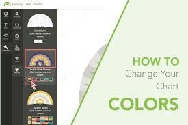 Color Family Chart Family Tree Maker How To Change Colors In Your Family Tree