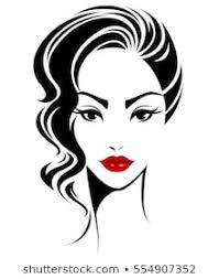 Coiffure Femme Logo Images Stock Photos Vectors