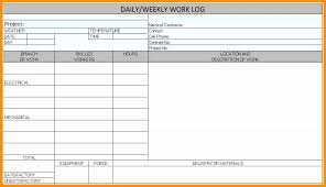 50 Luxury Construction Daily Log Template Images Blue Dart Tracking
