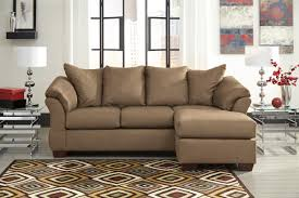 Decor Amazing Ashley Furniture Replacement Cushions In Brown