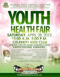 Health Fair Flyers 11 Best Womens Health Images On Pinterest Womens Health