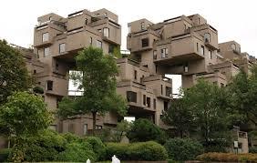 AD Classics Habitat 40 Safdie Architects ArchDaily Mesmerizing Apartment Architecture Design