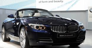 new luxury car releases 2014German luxury car maker BMW launched the facelifted Z4 roadster