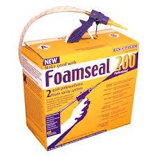 how to spray foam insulation kits equipment al canada