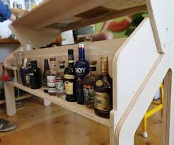 home office bar. Enter A Caption (optional) Home Office Bar