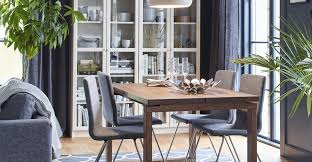 getting them to the table is easy so our dining furniture is designed to help