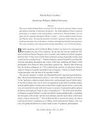 Mla Format Personal Narrative Essay Humantersakiti404