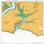 Salcombe Harbour Chart 28 Salcombe Harbour