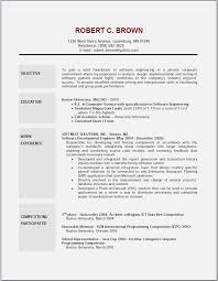 Great Resume Examples 3 Advantages Why You Should Use Great Resume Examples Best