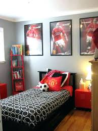 Contemporary Soccer Bedroom Impressive Superb Soccer Bedroom Ideas