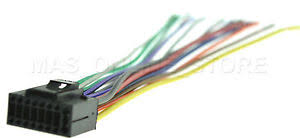 wire harness for jvc kd s29 kds29 *pay today ships today* ebay Jvc Kd S29 Wiring Diagram image is loading wire harness for jvc kd s29 kds29 pay jvc kds29 wiring diagram