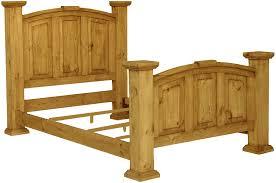 Solid Pine Bedroom Furniture Sets Western Rustic Bedroom Furniture Image Of Rustic Pine Bedroom