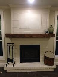Best Wooden Fireplace Mantels Ideas 322 Best Wood Mantles Fireplace  Surrounds Images On Pinterest