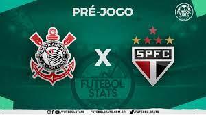 Pré-jogo – tudo sobre Corinthians x São Paulo – Campeonato Paulista -  Futebol Stats