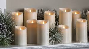 Liown Tea Light Candles M B Liown Moving Flame Candles