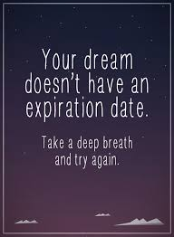 Dream Quots Best Of Dreams Quotes Positive Sayings 'Deep Breath Your Dream Doesn't