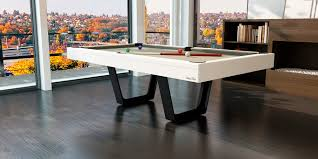 Pool And Dining Table Modern And Elegant Pool Table Dining Table Combo