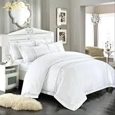 white duvet cover queen whole hotel bedding set king size for elegant property sets prepare black white duvet cover