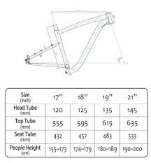 bike fit frame geometry and standover height